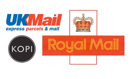 Royal Mail & Kopi