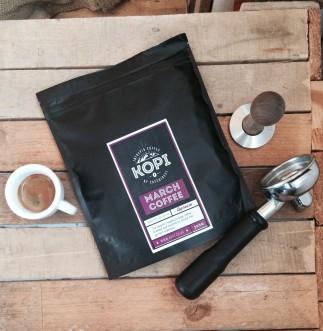 New Kopi Espresso subscription plan